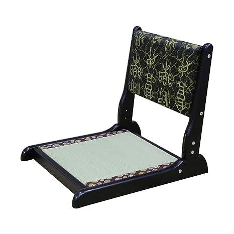 Amazon.com: Muebles Verano Sillas Plegables Japonesas con ...