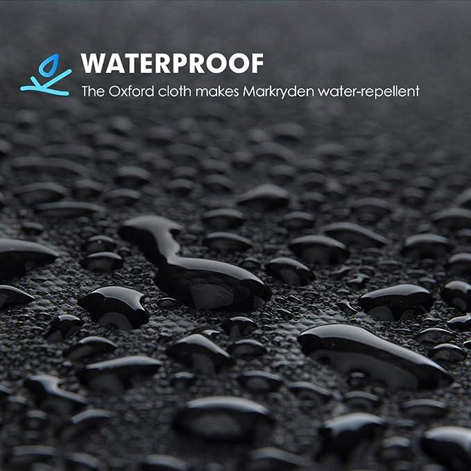 Lepeuxi Mark Ryden Portable Loisirs Oxford Tissu /Étanche Anti-Vol Multi-Fonction Hommes Sac /à Bandouli/ère Noir Mode