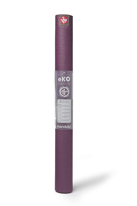 Manduka eKo Superlite - Esterilla de yoga de viaje.