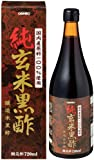 オリヒロ 純玄米黒酢 720ml