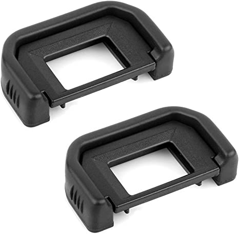 Rubber Viewfinder Cover DSLR Camera Eyecup Eyepiece For Canon EF 600D 550D 650D
