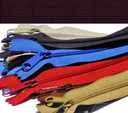 Cranberry Fabric Handbags - 2