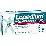 Lopedium akut Kapseln, 10 St.