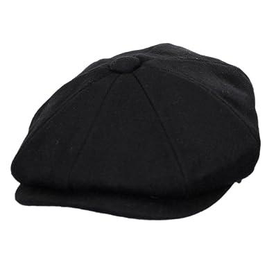 1dc93f49 Jaxon Pure Wool Newsboy Cap at Amazon Men's Clothing store:
