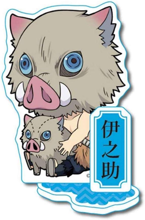 schreibtischst/änder Miniatur Action Figure f/ür Home Office Decor Beste Spielzeug f/ür Anime Fans cluis Anime Demon Slayer Kimetsu no Yaiba Stehende Figur