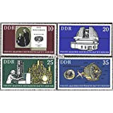 DDR 2061-2064 (Complete.Issue) 1975 Science (Stamps for Collectors) Space