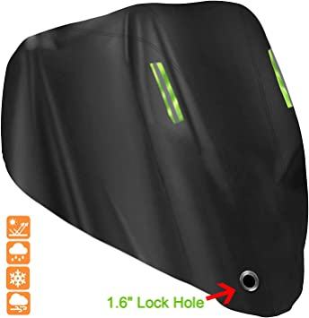 21 x 11 inches Fit for Small-Size Motorcycle Moped Scooter Black Size S Modengzhe Waterproof Motorcycle Seat Cover Rainproof /& Dustproof