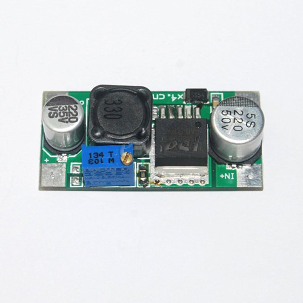 Pro DC-DC Adjustable Buck Converter Stabilizer Step Down Voltage Reducer Case H