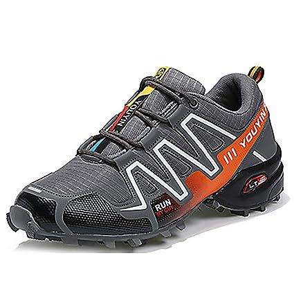 c2eafe5869da Amazon.com: QIDI Men's Running Shoes,Non-Slip Wear Resistant ...