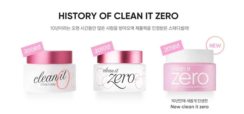 [BANILA CO.] Clean It Zero Cleansing Balm Original 100ml