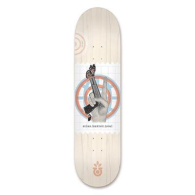 HABITAT World Piece Silas Plateau de Skateboard Mixte Adulte, Multicolore