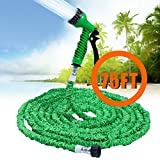 Diswa Impressive 75FT Strongest Flexible Expandable Magic Garden Hose Pressure Washer Car Washer ( 75FT & 22.5M )