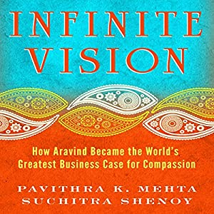 Infinite Vision Audiobook