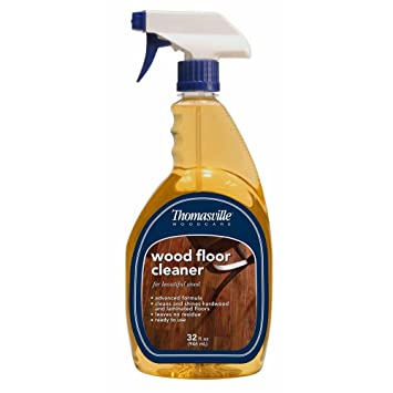 Amazon Thomasville Wood Floor Cleaner 32 Oz Spray Bottle Pack