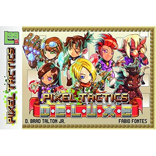 Pixel Tactics: Deluxe Board Game