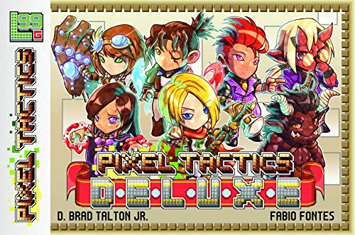 Pixel Tactics: Deluxe Board Game