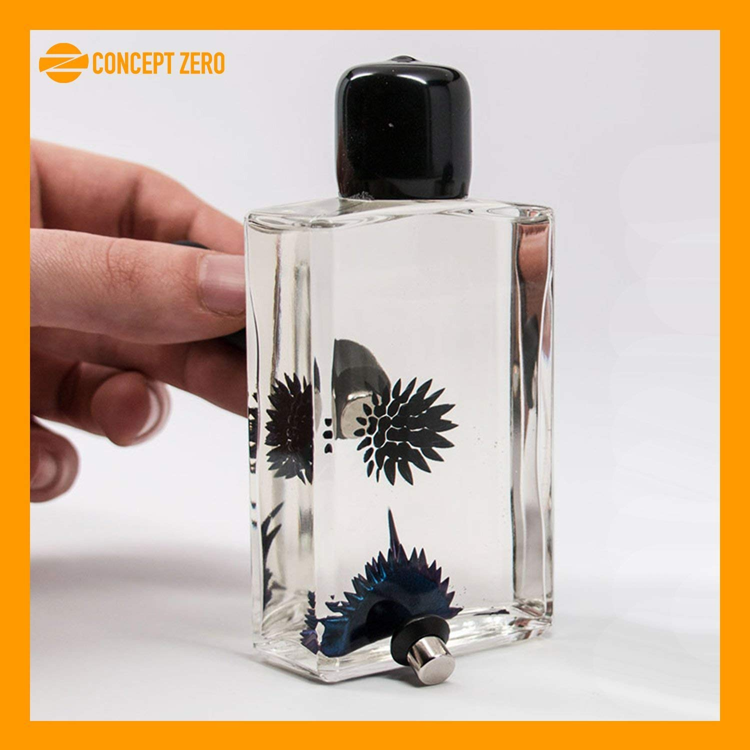 Squared | Genuine Concept Zero Ferrofluid Display