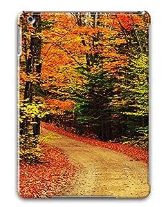 iPad Air Case,iPad Air Cases - Nature Autumn Leaves Custom Design iPad Air Case Cover - Polycarbonate