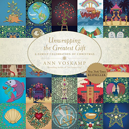 Unwrapping the Greatest Gift: A Family Celebration of Christmas (Christmas Ornaments Ideas)