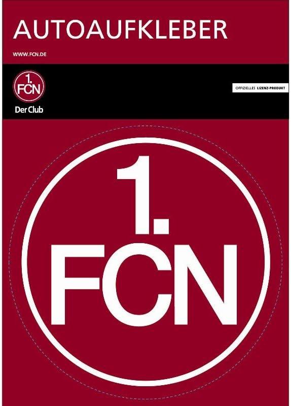 3 verschiedene Aufkleber . 1.FC Nürnberg