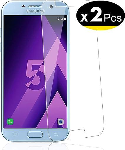 NEWC 2 Unidades, Protector de Pantalla para Samsung Galaxy A5 ...