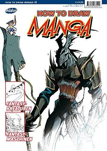 How To Draw Manga Broschüre – 1. März 2007 Rod Espinosa Craig Babiar Sherard Jackson Mike Cervantes