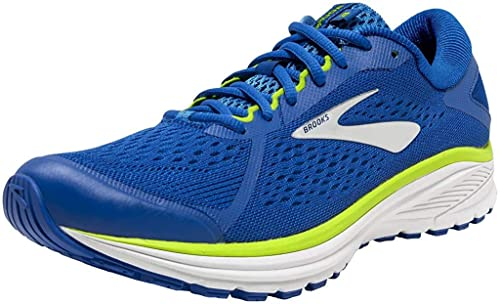 Aduro 6 Blue/Lime/White Running Shoes