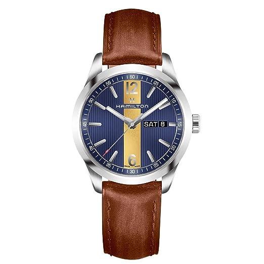 Relojes Broadway Nuevo Fecha Hamilton Cuarzo Día H43311541Amazon wNOX0kn8PZ