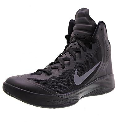 d08d8fb1b485 Nike Zoom HyperEnforcer Men s Basketball Shoes (Black, 11.5 ...