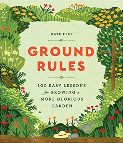 """Cover of Kate Frey Book """"Ground Rules"""""""