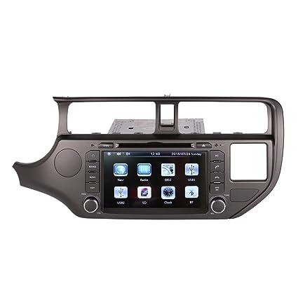 Amazon com: 8 Inch Touch Screen Car GPS Navigation for Kia RIO 2012