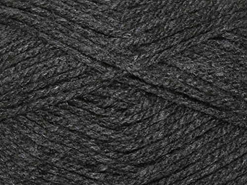 Robin Knitting Yarn DK 0028 School Grey - per 100 gram ball