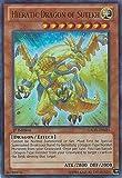 Yu-Gi-Oh! - Hieratic Dragon of Sutekh (GAOV-EN025) - Galactic Overlord - Unlimited Edition - Ultra Rare