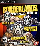 Borderlands Triple Pack - PlayStation 3