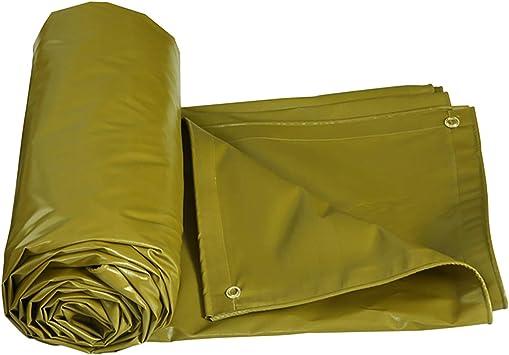 ANUO Toldo Reforzado Pesado Deber Al Aire Libre Lonas Con Ojales UV Y Resistente Pantalla De Tela En La Tienda De Campaña Lona Prueba Dosel Pérgola Grueso Coches PVC Lona Cubierta: Amazon.es: