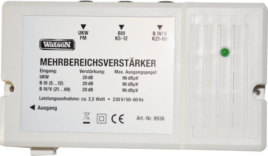 WATSON by Skymaster de Alemania amplificador DVB-T ...