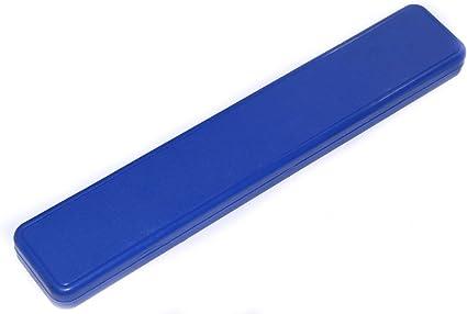 8cm SPRO Vorfachaufwickler blau rund