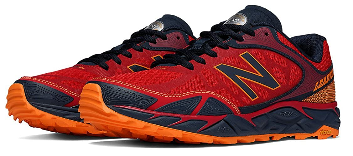 V3 Trail Running New ShoeRedblack41 Balance Men's Leadville 5 xBdoCe