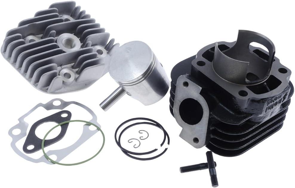 oblique Kit cylindre POLINI Gris fonte Sport 70/cc 10/mm pour MINARELLI couch/é AC