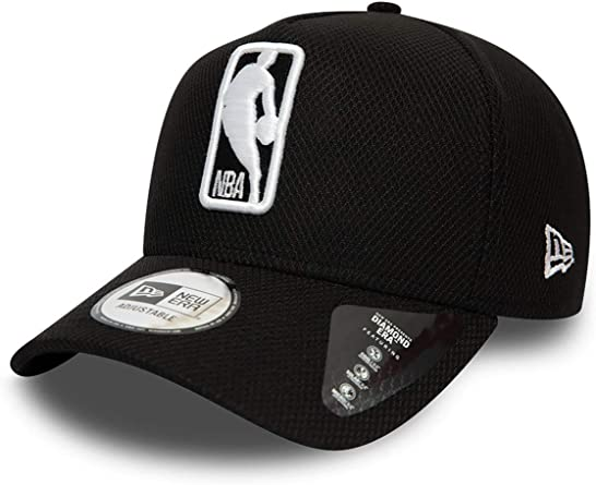 New Era NBA Black Base Trucker Logo Gorra: Amazon.es: Ropa y ...