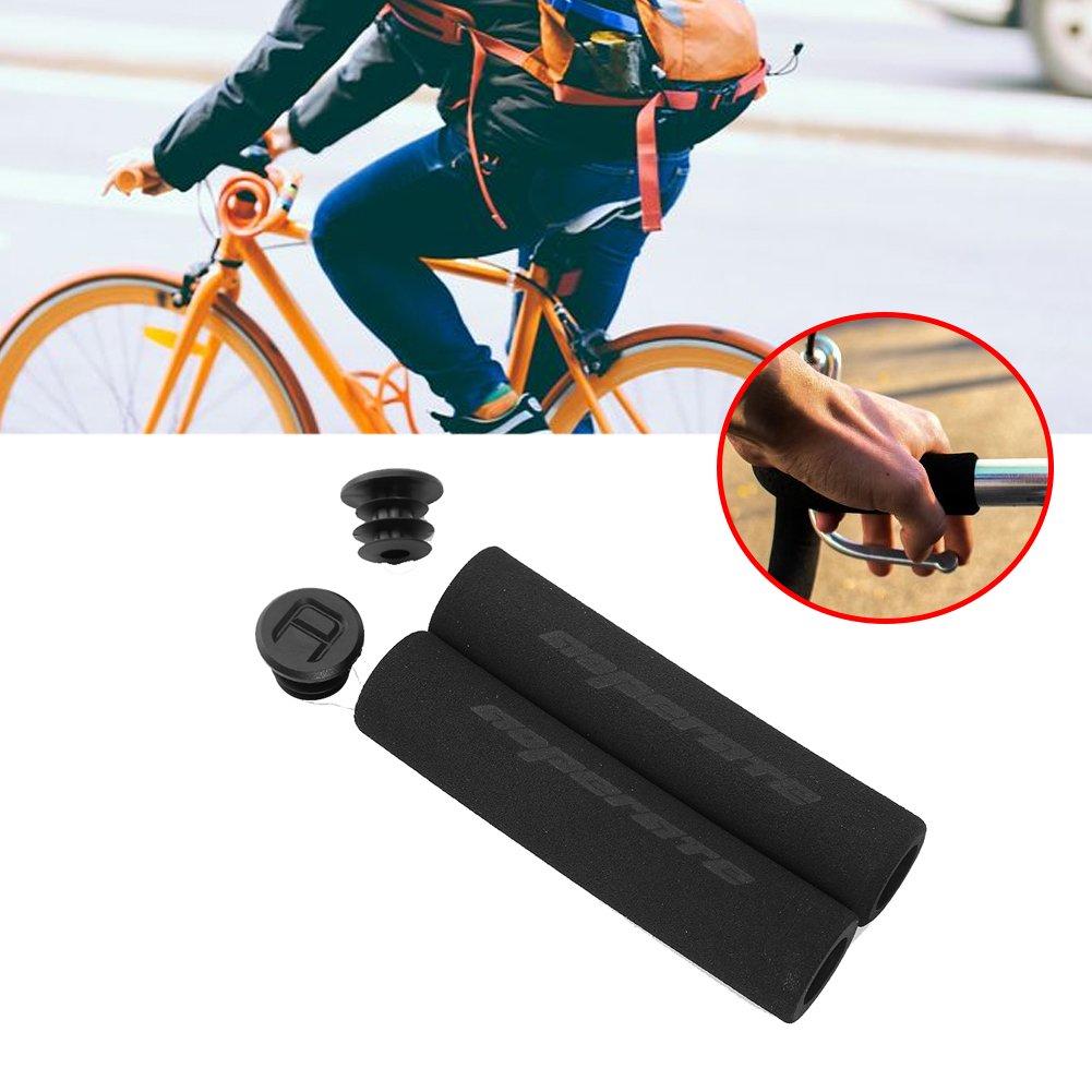 Soft Foam Sponge Handle Bar Grips Cover Bike Cycle Bicycle MTB XMAS