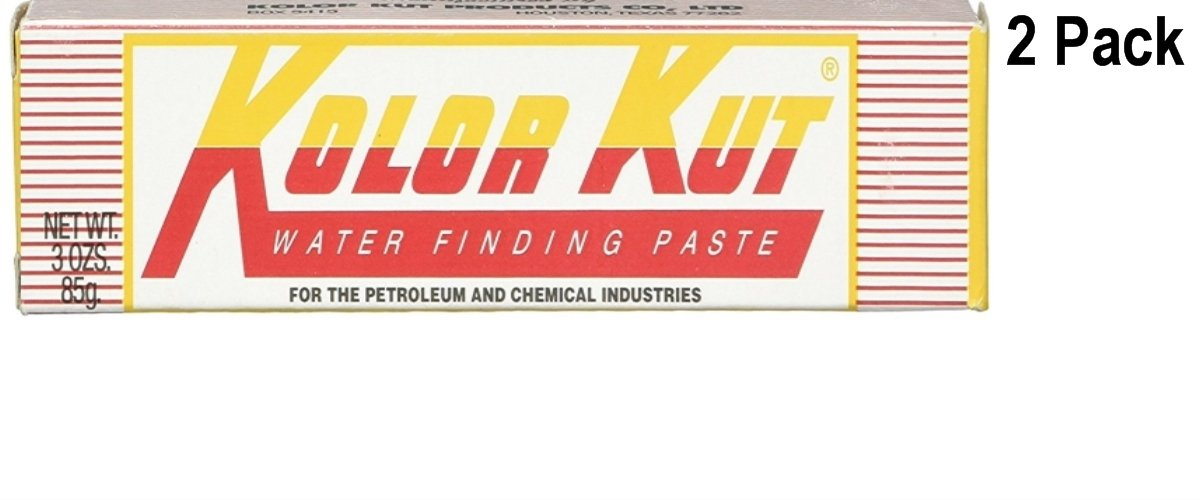 Kolor Kut 3 Ounce Water Finding Paste (Pack of 2)