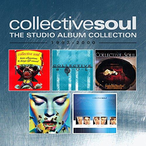The Studio Album Collection 19...