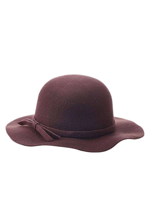 Gorros Mujeres Bowknot Bowler Bucket Hat Moda Gap Elegante Vestido ...