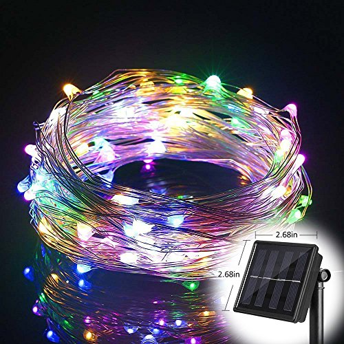 100 Ft Solar Rope Lights in US - 5