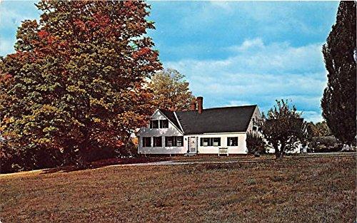 nordica-homestead-birthplace-of-lillian-norton-farmington-maine-postcard