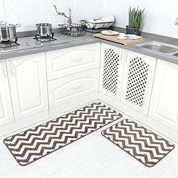 Amazon Com L Shaped Berber Corner Skid Resistant Floor