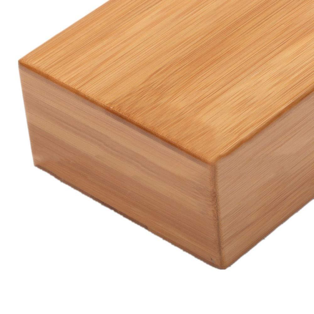 UICICI Ladrillos de bambú de Yoga Ladrillos de Yoga de ...