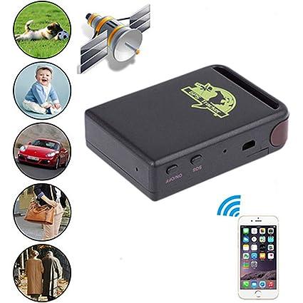 Amazon.com: Car Pets TK102B - Rastreador GPS para niños ...