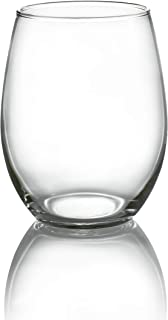 product image for Arc International Luminarc Cachet Stemless Wine Glass, 21 Ounce, Set Of 4, Clear